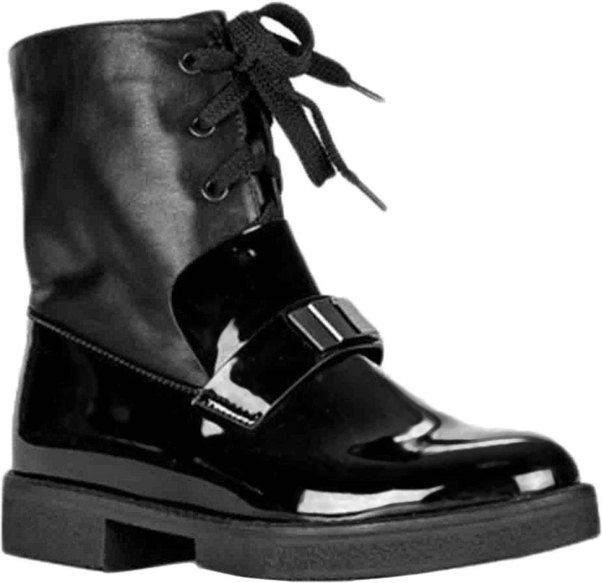 Ботинки женские Vitacci, цвет: черный. 83467. Размер 4183467Удобные женские ботинки от Vitacci изготовлены из качественной искусственной кожи. Высокие ботинки выполнены с удобной шнуровкой. Практичная стелька из ворсина обеспечит комфорт при носке.