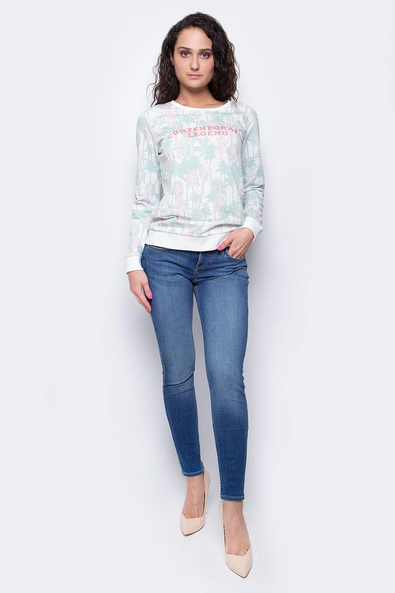 Джинсы женские Lee Scarlett Low, цвет: синий. L426HAIT. Размер 28-33 (44-33)L426HAITЖенские джинсы Lee Scarlett Low выполнены из высококачественного эластичного хлопка с добавлением полиэстера. Джинсы-скинни заниженной посадки застегиваются на пуговицу в поясе и ширинку на застежке-молнии, дополнены шлевками для ремня. Джинсы имеют классический пятикарманный крой: спереди модель дополнена двумя втачными карманами и одним маленьким накладным кармашком, а сзади - двумя накладными карманами. Джинсы украшены декоративными потертостями.