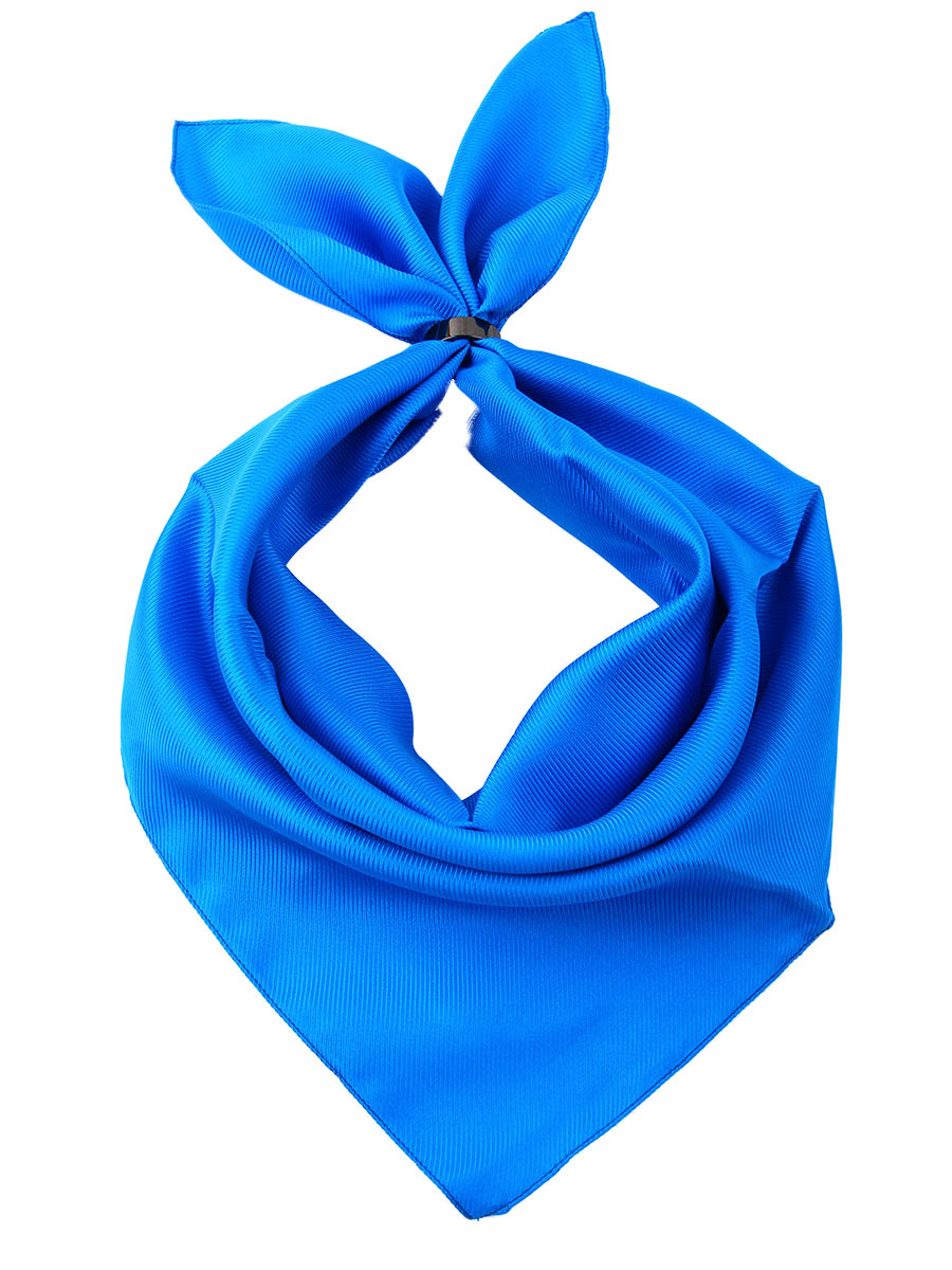 Платок женский Venera, цвет: синий. 5601052-4. Размер 53 см х 53 см5601052-4Женский платок от Venera выполнен из натурального шелка, произведенного в Италии.