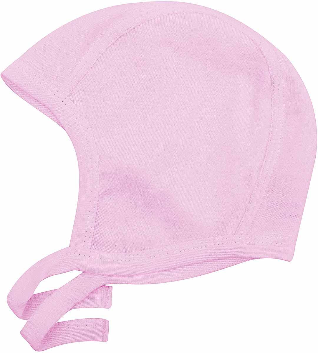 Чепчик для девочек Axiome De Mode, цвет: розовый. 16-8002. Размер 4516-8002