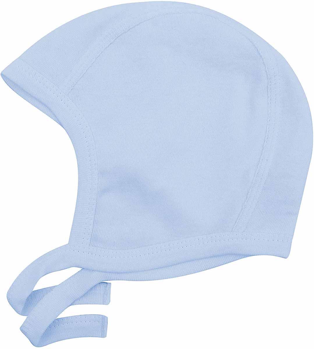 Чепчик для мальчиков Axiome De Mode, цвет: голубой. 16-8002. Размер 3716-8002