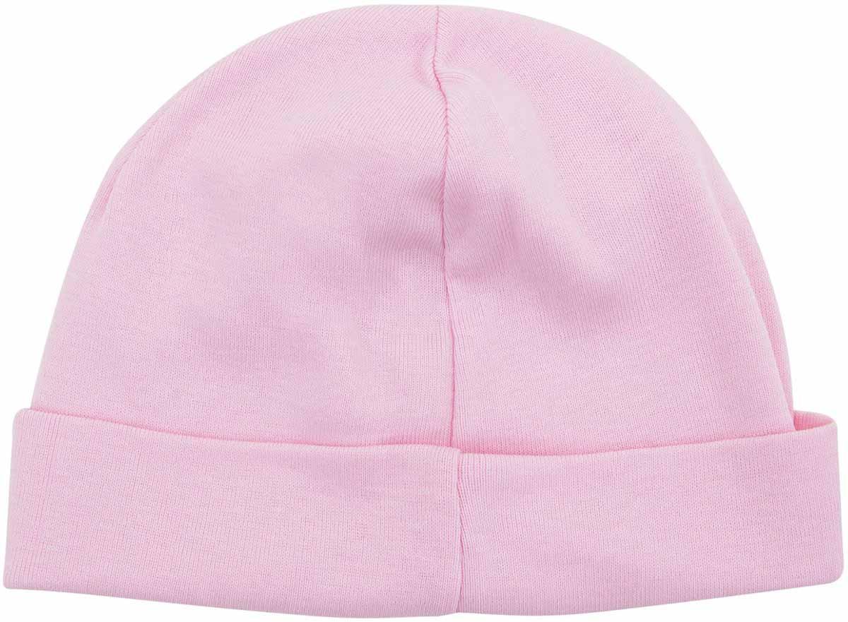 Чепчик для девочек Axiome De Mode, цвет: розовый, 2 шт. 16-8103. Размер 3716-8103