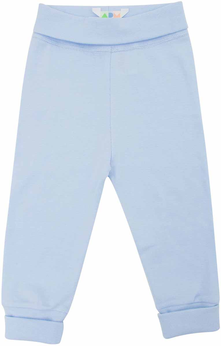 Штанишки для мальчиков Axiome De Mode, цвет: голубой. 16-8106. Размер 74, 9мес16-8106