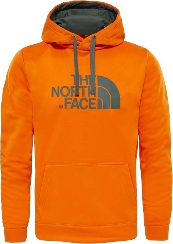 Худи мужское The North Face M Srgnt Hd Po Hoodie, цвет: оранжевый. T92XL8NXK. Размер M (50)T92XL8NXKМужское худи The North Face с длинными рукавами и капюшоном изготовлено из полиэстера. Объем капюшона регулируется при помощи шнурка-кулиски. Спереди расположен карман-кенгуру.
