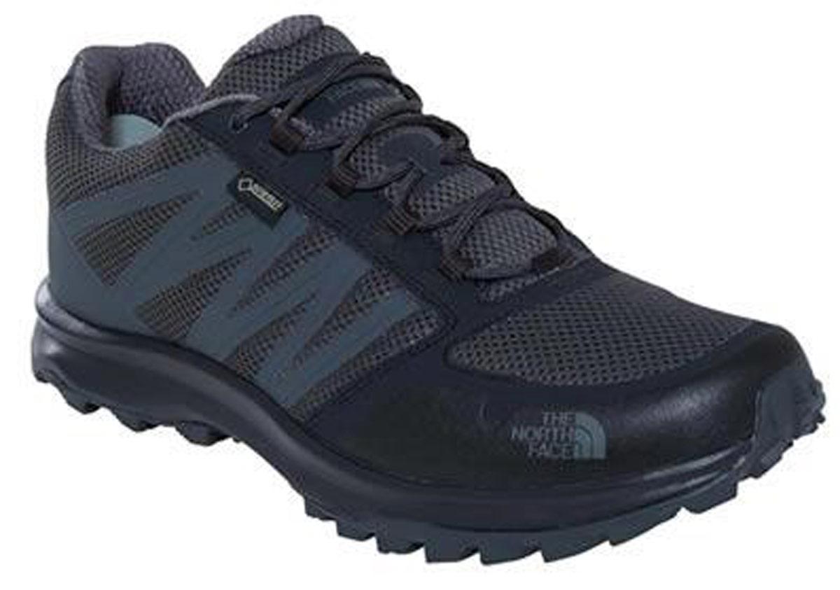 Кроссовки трекинговые мужские The North Face M Litewave Fp Gtx, цвет: черный. T92Y8UTFW. Размер 9 (42)T92Y8UTFWThe North Face - легкие и очень комфортные кроссовки. Удобная шнуровка, верх из сетчатой ткани - в этих кроссовках есть все для комфортного передвижения в течение всего дня. Рельефная поверхность подошвы гарантируют отличное сцепление на любых поверхностях. В таких кроссовках вашим ногам будет комфортно и уютно.