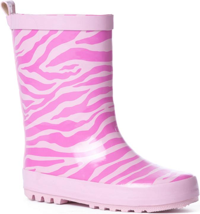 Сапоги резиновые для девочки PlayToday, цвет: розовый, светло-розовый. 172262. Размер 32172262Стильные сапоги на хлопковой подкладке прекрасно подойдут для прогулок в дождливую погоду. Подошва из гибкого, не скользящего материала. Рифление обеспечивает хорошее сцепление с поверхностью. Удобная пятка укреплена жестким задником. Модель плотно садится на ноге ребенка, что обеспечивает комфорт при носке.