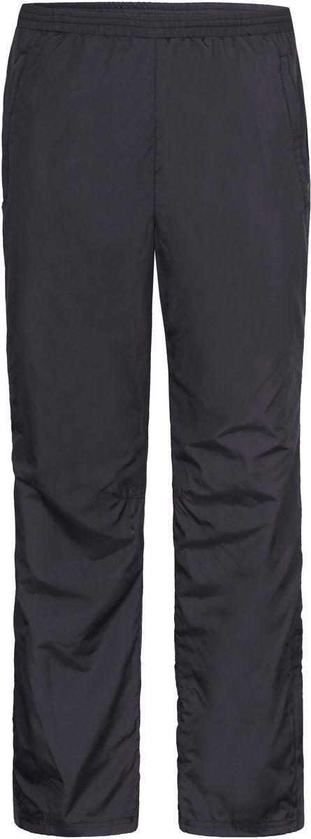 Брюки мужские Icepeak, цвет: черный. 757033555IV_990. Размер 48757033555IV_990Мужские брюки от Icepeak выполнены из высококачественного ветронепроницаемого материала. Модель прямого кроя на эластичной резинке с карманами.