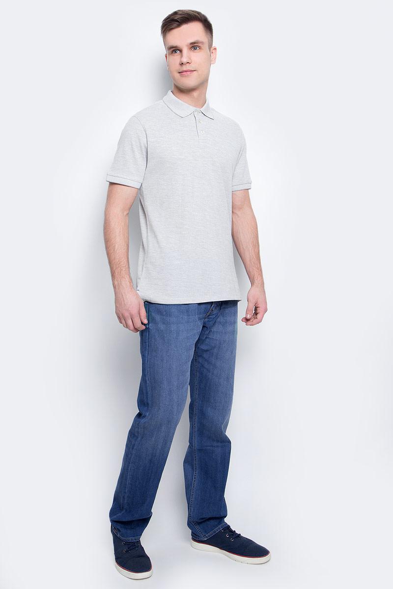 Джинсы мужские Lee, цвет: голубой. L730ACDK. Размер 34-32 (50-32)L730ACDK