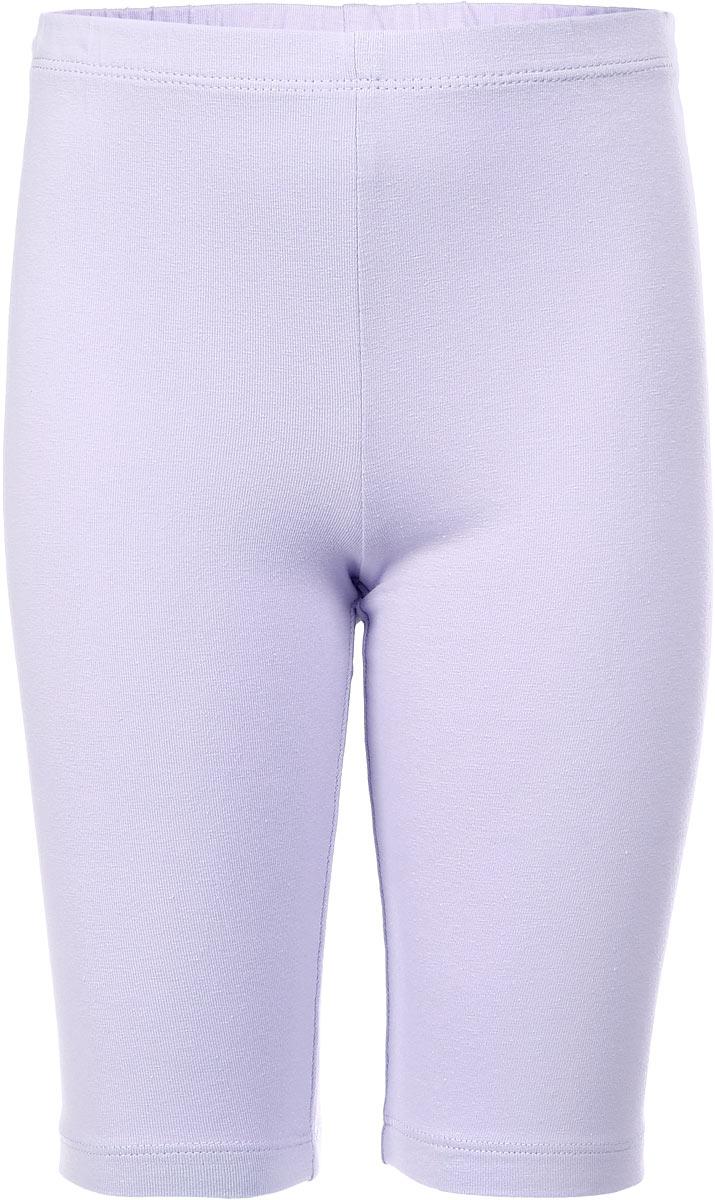 Шорты для девочки Sela, цвет: бледно-сиреневый. PLGs-515/085-7253. Размер 110, 5 летPLGs-515/085-7253Удобные шорты для девочки Sela станут отличным дополнением к гардеробу юной модницы. Шорты прилегающего кроя длиной выше колена выполнены из качественного хлопкового материала. Модель стандартной посадки на талии имеет пояс на мягкой резинке.