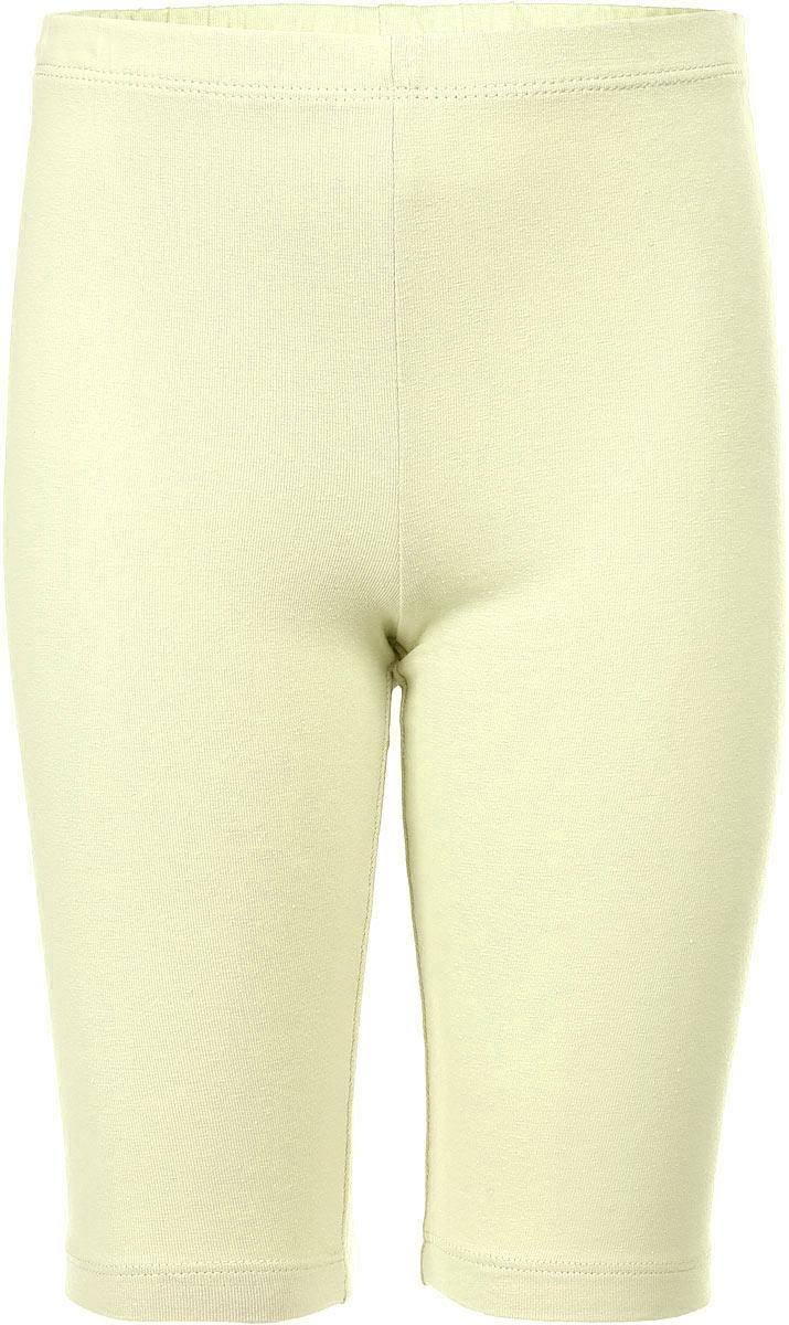 Шорты для девочки Sela, цвет: желтый. PLGs-515/085-7253. Размер 116, 6 летPLGs-515/085-7253Удобные шорты для девочки Sela станут отличным дополнением к гардеробу юной модницы. Шорты прилегающего кроя длиной выше колена выполнены из качественного хлопкового материала. Модель стандартной посадки на талии имеет пояс на мягкой резинке.