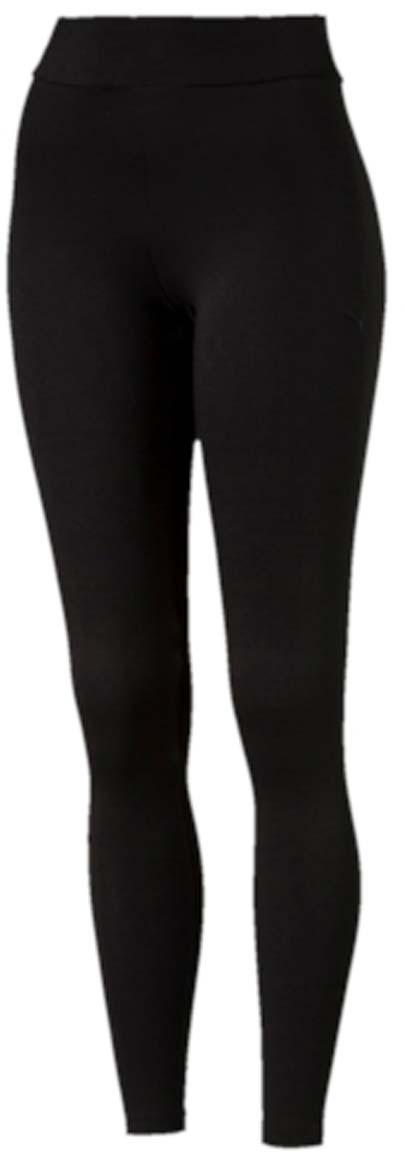 Леггинсы женские Puma ESS Leggings W, цвет: черный. 83842101. Размер XXL (50/52)83842101Леггинсы ESS Leggings W выполнены из хлопка с добавлением эластана. Благодаря приятной на ощупь ткани, тренироваться в них будет очень комфортно. Модель имеет фасон в обтяжку по фигуре. Пояс выполнен из основного материала изделия.