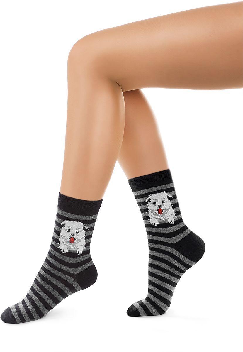 Носки женские Charmante, цвет: черный. SCHK-1612. Размер 23 (35/37)SCHK-1612Женские носки Charmante с удлиненным паголенком изготовлены из высококачественного материалаобеспечивающего великолепную посадку. Удобная широкая резинка идеально облегает ногу и не пережимает сосуды, усиленные пятка и мысок повышают износоустойчивость носка.