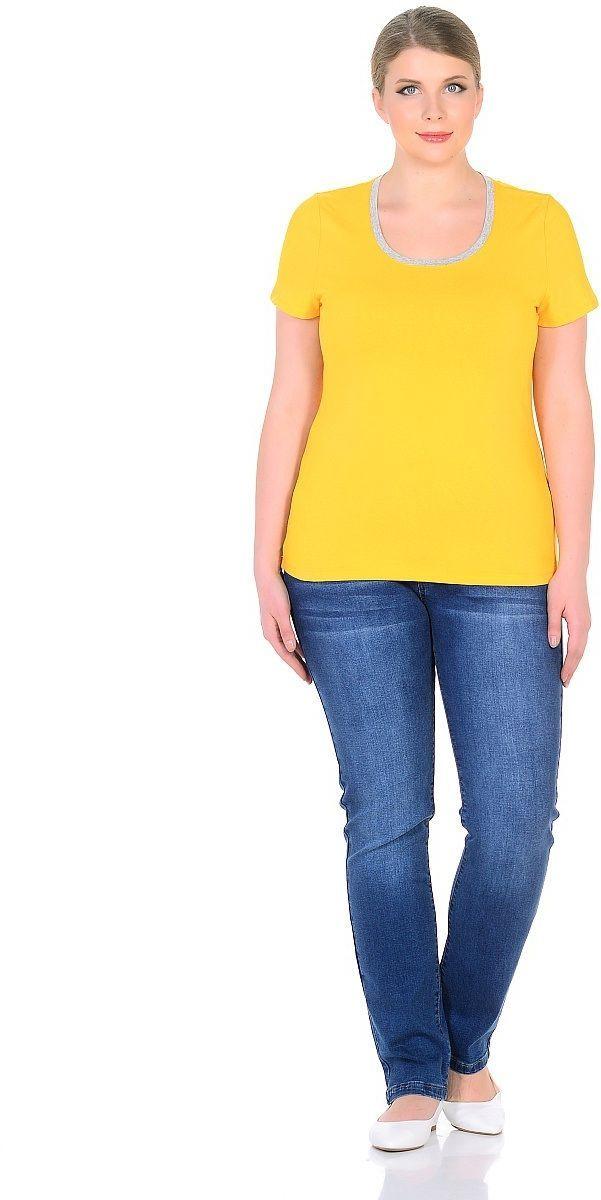 Джинсы женские Milton, цвет: синий. WZ-1755C. Размер 32 (48)WZ-1755CСтильные женские джинсы Milton выполнены из хлопка с добавлением полиэстера и спандекса. Материал мягкий на ощупь, не сковывает движения и позволяет коже дышать. На поясе предусмотрены шлевки для ремня. Джинсы со средней посадкой застегиваются на пуговицу в поясе и ширинку на застежке-молнии.