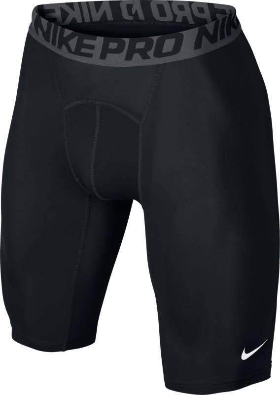 Шорты мужские Nike Cool Comp 9, цвет: черный. 703086-010. Размер S (44/46)703086-010Мужские шорты Cool Comp 9 от Nike выполнены из влаговыводящей ткани Dri Fit. Прилегающий крой и эластичная резинка на талии обеспечат комфорт.