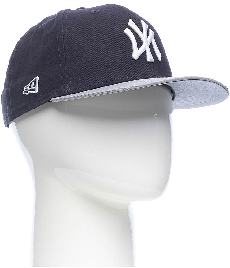 Бейсболка New Era Nfl New York Yankees, цвет: синий. 11379778-BLU. Размер S/M (54/57)11379778-BLUСтильная бейсболка New Era, выполненная из высококачественного материала, идеально подойдет для прогулок, занятий спортом и отдыха.Изделие оформлено объемным вышитым логотипом знаменитой футбольной команды New York Yankees. Бейсболка надежно защитит вас от солнца и ветра. Эта модель станет отличным аксессуаром и дополнит ваш повседневный образ.