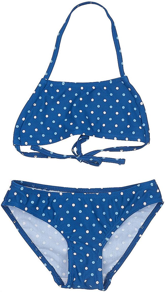Купальник для девочки PlayToday, цвет: синий. 152133. Размер 98/104152133Купальник - это неотъемлемая часть летнего гардероба. Быстросохнущий и эластичный материал этой модели приятен к телу. Ребенку в этом купальнике будет удобно и комфортно.