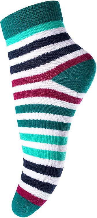 Носки для мальчика PlayToday, цвет: зеленый, бордовый, белый. 171180. Размер 14171180Носки для мальчика PlayToday, изготовленные из высококачественного материала, идеально подойдут вашему малышу. Эластичная резинка плотно облегает ножку ребенка, не сдавливая ее, благодаря чему малышу будет комфортно и удобно. Усиленная пятка и мысок обеспечивают надежность и долговечность.