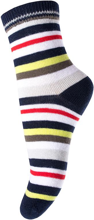 Носки для мальчика PlayToday, цвет: черный, желтый, красный. 175014. Размер 18175014Носки для мальчика PlayToday, изготовленные из высококачественного материала, идеально подойдут вашему ребенку. Эластичная резинка плотно облегает ножку ребенка, не сдавливая ее, благодаря чему малышу будет комфортно и удобно. Усиленная пятка и мысок обеспечивают надежность и долговечность.