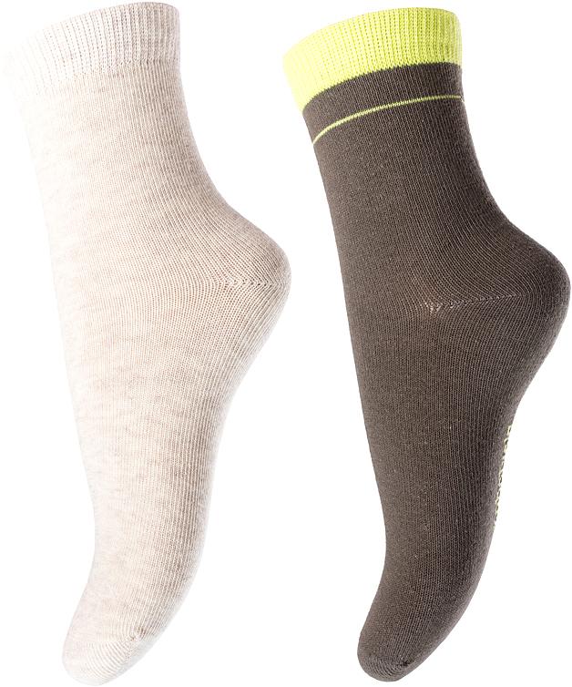 Носки для мальчика PlayToday, цвет: светло-серый, темно-серый, 2 пары. 171131. Размер 16171131Носки для мальчика PlayToday, изготовленные из высококачественного материала, идеально подойдут вашему малышу. Эластичная резинка плотно облегает ножку ребенка, не сдавливая ее, благодаря чему малышу будет комфортно и удобно. Усиленная пятка и мысок обеспечивают надежность и долговечность.