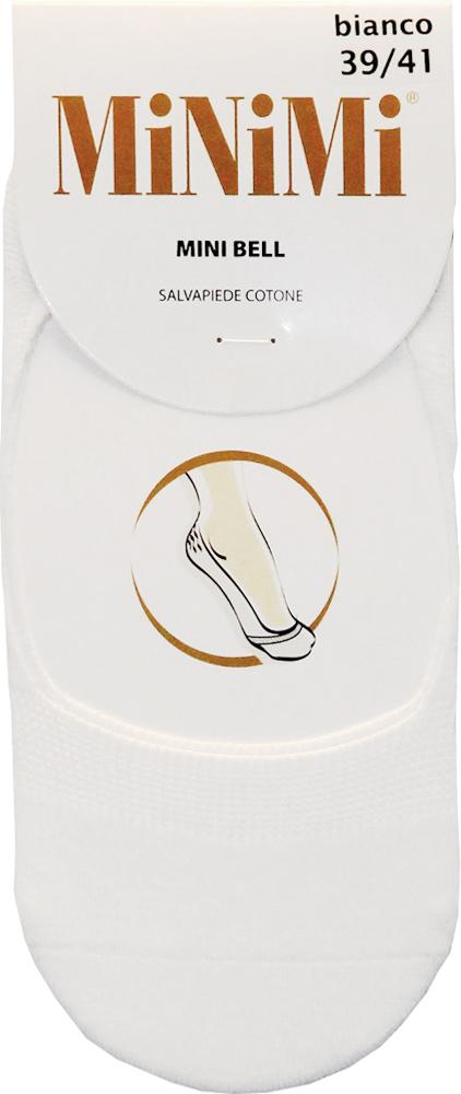 Подследники Minimi Bell хлопок, цвет: Grigio (серый). Размер 42/44BELL хлопокЛетние тонкие мягкие эластичные подследники от Minimi из хлопка с кеттельным швом на мыске. Силиконовые фиксаторы в районе пятки не позволяют сползать подcледникам с ноги при ходьбе, высокая устойчивость к истиранию. (1 пара в упаковке)
