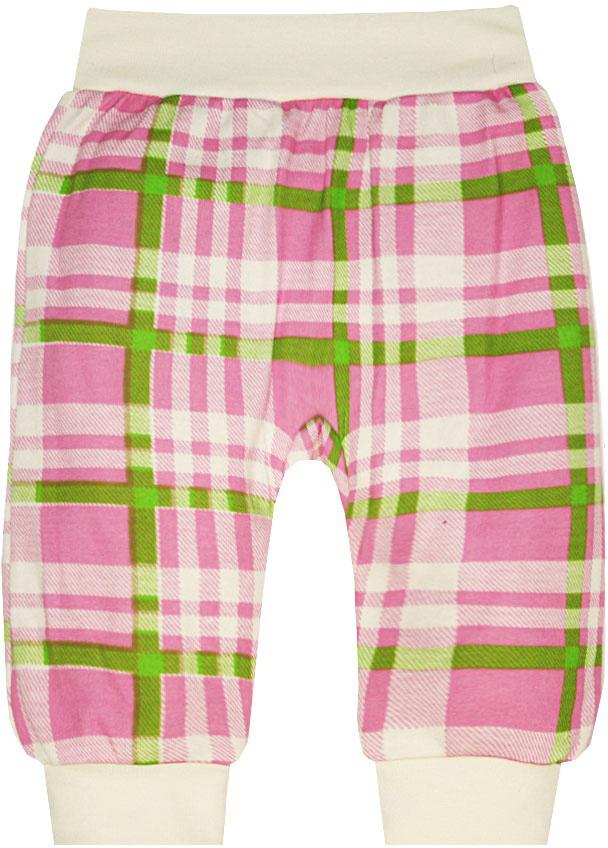 Ползунки для девочки КотМарКот, цвет: розовый, молочный, зеленый. 5813. Размер 86 песочник котмаркот цвет молочный