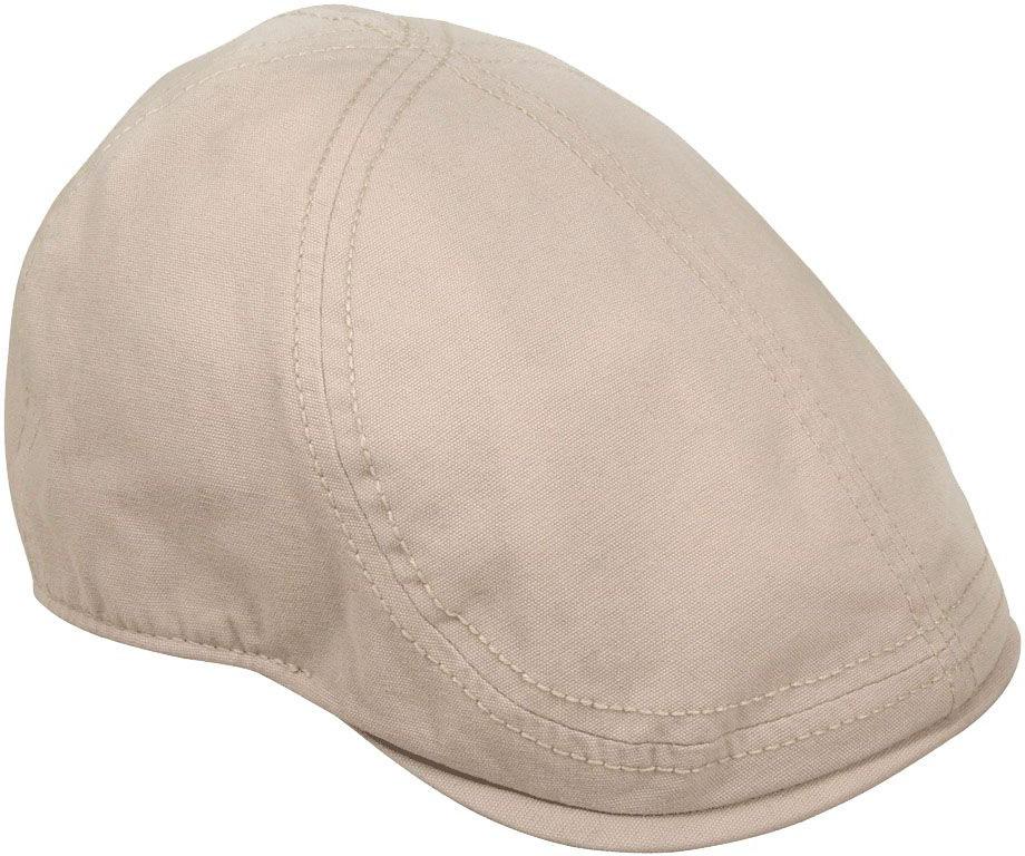 Кепка Goorin Brothers Ari, цвет: бежевый. 42-025-36. Размер S (55)42-025-36Ari - великолепная кепка для ежедневной носки на любую погоду. Стираная хлопковая ткань с диагональным плетением и мягкая подкладка делают эту модель стильной и очень комфортной. А особый шов, идущий кругом в передней части кепки, придает ей особый неповторимый вид.Уважаемые клиенты! Обращаем ваше внимание на тот факт, что размер изделия, доступный для заказа, равен обхвату головы.