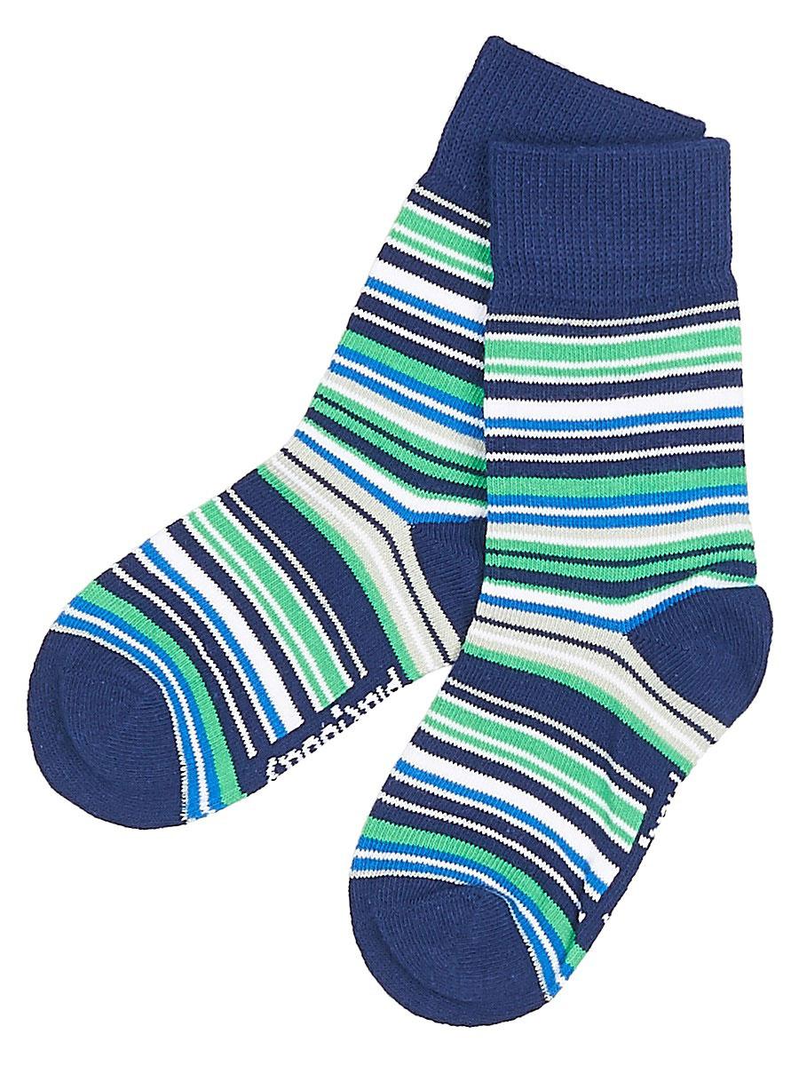 Носки для мальчика PlayToday, цвет: синий, белый, зеленый. 361187. Размер 14361187Носки для мальчика PlayToday, изготовленные из высококачественного материала, идеально подойдут вашему малышу. Эластичная резинка плотно облегает ножку ребенка, не сдавливая ее, благодаря чему малышу будет комфортно и удобно. Усиленная пятка и мысок обеспечивают надежность и долговечность.