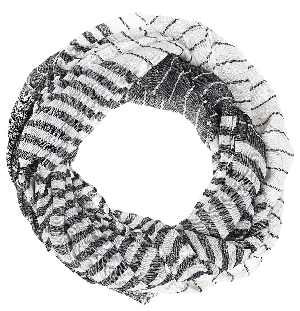 Шарф Imojo, цвет: белый. SkY131001. Размер 180 см х 60 смSkY131001Яркий шарф, отличное дополнение к образу.