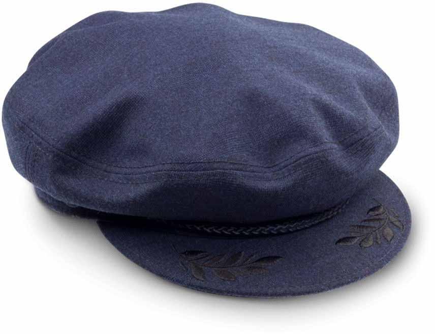 Кепка Goorin Brothers, цвет: синий. 91-091-06. Размер L (59)91-091-06Goorin Bros. представляет эффектный всесезонный картуз. Этот аксессуар будет отличным дополнением к весенне-осеннему гардеробу. Модель с мягким козырьком хорошо садится на голову. Глубокий темно-синий цвет модели сделает образ ярче, а украшенный вышивкой козырек добавит изюминку. Над околышком прикреплен шнурок на двух кнопках. Внутри фуражки пришита тонкая подкладка и лента по окружности для комфортной посадки. Добавьте наряду характер и индивидуальность стильной фуражкой от Goorin Bros.!Уважаемые клиенты! Обращаем ваше внимание на тот факт, что размер изделия, доступный для заказа, равен обхвату головы.