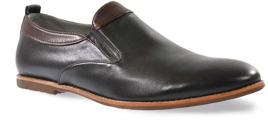 Туфли мужские Vera Victoria Vito, цвет: черный. 4-564-1. Размер 454-564-1Стильные мужские туфли от Vera Victoria Vito не оставят вас равнодушным! Модель выполнена из натуральной кожи. Стелька, выполненная из натуральной кожи, обеспечивает комфорт при ходьбе. Резинки обеспечивают оптимальную посадку модели на ноге. Подошва и каблук с противоскользящим рифлением.Туфли в классическом стиле станут прекрасным дополнением вашего образа.
