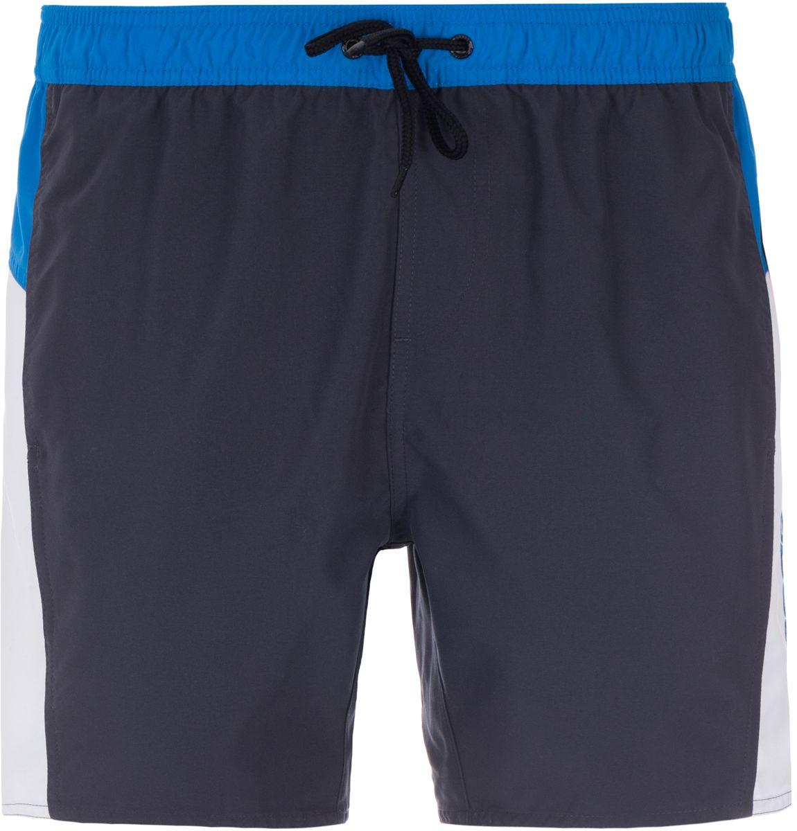 Шорты для плавания мужские Speedo Sport SPL 16 Watershort, цвет: серый. 8-09265B470-B470. Размер M (48/50)8-09265B470-B470Мужские шорты для плавания Speedo Sport Splice 16 Watershort изготовлены из быстросохнущего материала. Легкая и прочная ткань со специальной обработкой позволяет шортам быстро высыхать после намокания, не сковывает свободу движений. Материал с бархатистым эффектом имеет приятные тактильные свойства. Сетчатая несъемная вставка в виде трусов-слипов обеспечивает необходимую циркуляцию воздуха. Эластичный пояс с затягивающимся шнурком позволяет отрегулировать посадку точно по фигуре. Спереди расположены два прорезных кармана с системой слива воды, подкладка которых выполнена из сетки. Изделие оформлено контрастными вставками, украшено вышитым название бренда. Такие шорты - идеальный выбор для отдыха, купания и активных игр на пляже. В них вы всегда будете чувствовать себя уверенно и комфортно!