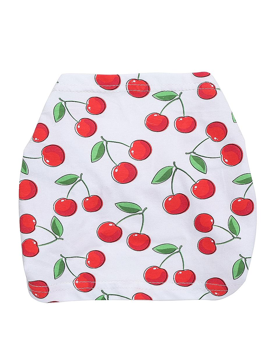 Повязка на голову для девочки Sweet Berry, цвет: белый, красный. 714237. Размер 50714237Яркая повязка на голову для девочки Sweet Berry, изготовленная из качественного эластичного хлопка, защитит голову вашей малышки от солнца и сильного ветра. Модель оформлена модным принтом и дополнена мягкой эластичной резинкой для фиксации на голове. Уважаемые клиенты!Размер, доступный для заказа, является обхватом головы.