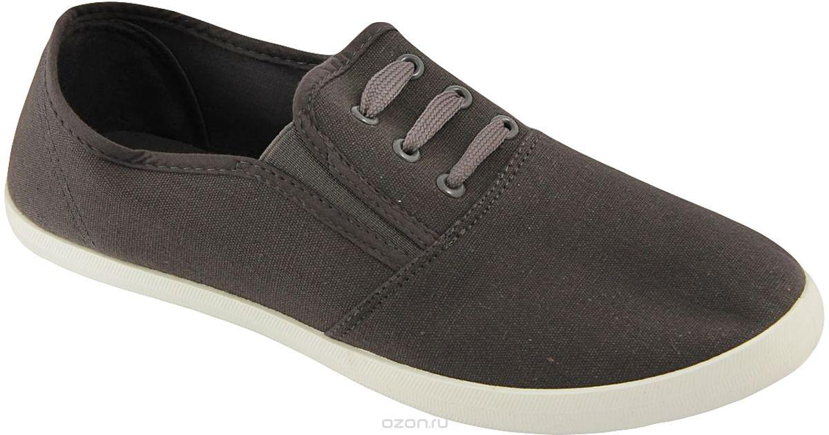 Слипоны мужские In Step, цвет: коричневый. JT6161. Размер 43JT6161Стильные мужские слипоны от In Step выполнены из высококачественного текстиля. Подошва из полимера устойчива к изломам. На подъеме модель дополнена эластичными вставками для удобства надевания, и оформлена декоративными шнурками. Аккуратно смотрятся на ноге, комфортно носятся.