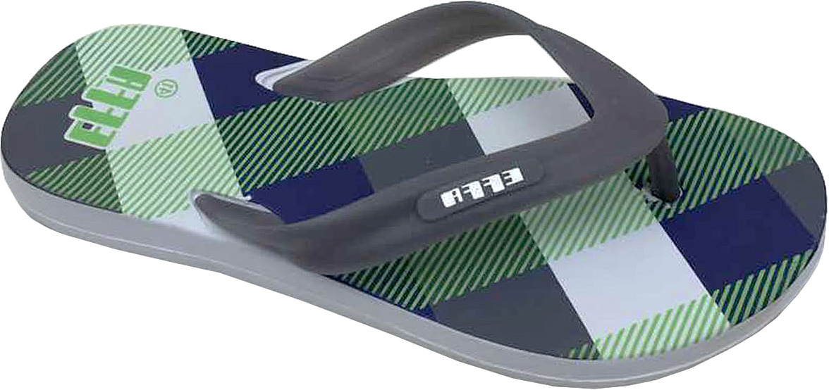 Сланцы мужские Effa, цвет: серый, зеленый, темно-синий. 50220. Размер 4350220Мужские сланцы от Effa не оставят вас равнодушным! Верх модели выполнен из резины. Эргономичная перемычка между пальцами отвечает за прочную фиксацию модели на стопе. Подошва выполнена из материала ЭВА. Основание подошвы дополнено рифлением.