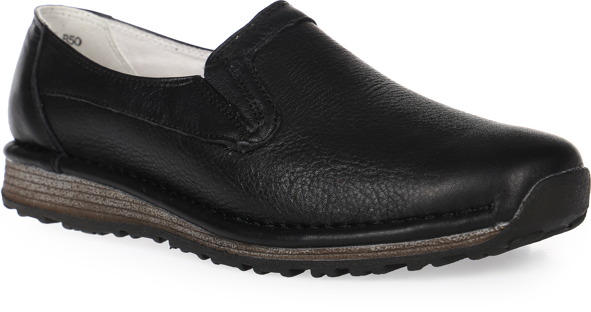 Полуботинки женские Francesco Donni, цвет: черный. P415 632XS-B50-02G84. Размер 40P415 632XS-B50-02G84Стильные и невероятно удобные женские полуботинки выполнены из натуральной кожи. Эластичные вставки на подъеме обеспечат надежную фиксацию модели на ноге. Рифленая подошва обеспечивает отличное сцепление с поверхностью.
