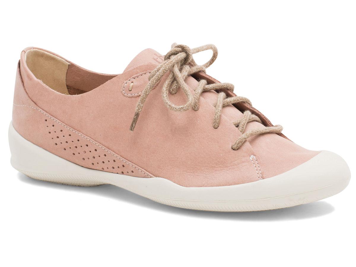 Кеды женские TBS Vespper, цвет: розовый. VESPPER-C7506. Размер 36 (35)VESPPER-C7506Стильные женские кеды Vespper от TBS - это легкость и свобода движения каждый день! Функциональные, практичные, удобные, они подходят для городской жизни и активного отдыха. Дизайн обуви позволяет носить ее под одежду любого стиля. Модель выполнена из натуральной кожи и оформлена прострочкой и перфорацией. Мысок защищен резиновой накладкой. Внутренняя отделка и стелька исполнены из натуральной кожи. Шнуровка надежно фиксирует изделие на ноге. Резиновая подошва с рельефной поверхностью обеспечивает идеальное сцепление. В таких кедах вы всегда будете выглядеть модно и стильно.