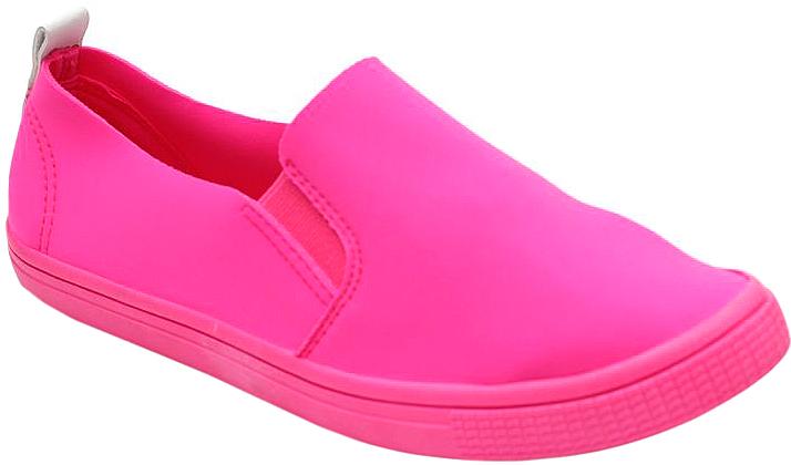 Мокасины женские Spur, цвет: розовый. 27SSU_JX1620_PINK. Размер 3627SSU_JX1620_PINKСтильные женские слипоны от Spur покорят вас своим дизайном и удобством! Модель выполнена из текстиля. Эластичные вставки на подъеме обеспечат комфортную посадку модели на ноге. Резиновая подошва с рельефной поверхностью обеспечивает отличное сцепление с любыми поверхностями.