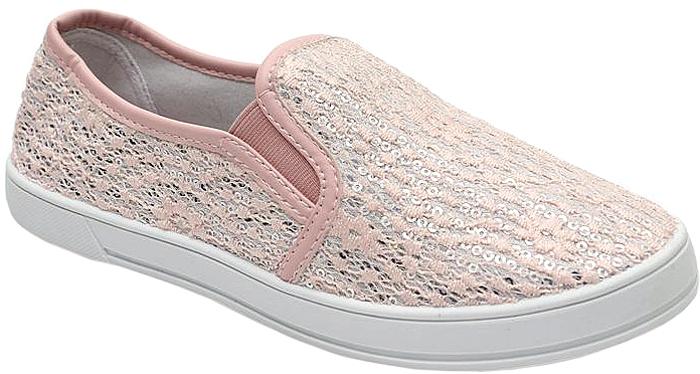 Слипоны женские Spur, цвет: розовый. 31SSU_JX1613_PINK. Размер 4131SSU_JX1613_PINKСтильные женские слипоны от Spur покорят вас своим дизайном и удобством! Модель выполнена из текстиля. Эластичные вставки на подъеме обеспечат комфортную посадку на ноге. Резиновая подошва с рельефной поверхностью обеспечивает отличное сцепление с любыми поверхностями.