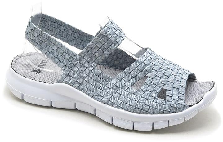 Сандалии женские Spur, цвет: серый. SM3830_01_71_GREY. Размер 40SM3830_01_71_GREYУдобные женские сандалии предназначены для спорта и повседневной носки. Модель выполнена из плотного материала.Резиновая подошва с рельефной поверхностью обеспечивает отличное сцепление с любыми поверхностями.