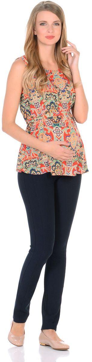 Блузка для беременных 40 недель, цвет: красный, зеленый. 21303. Размер 4221303Женственная блузка для беременных от бренда 40 недель - прекрасный вариант на лето. Легкая и воздушная модель выполнена из тонкого невесомого материала. Креативный рисунок на ткани невероятно украшает лаконичный фасон блузки. Трапециевидный крой предусматривает объем для животика в период беременности, а после рождения малыша поможет скрыть временные несовершенства фигуры. Втачным поясом можно регулировать силуэт. Насыщенная цветовая позволяет сочетать такую блузку со многими предметами гардероба и создавать привлекательные яркие образы на каждый день.