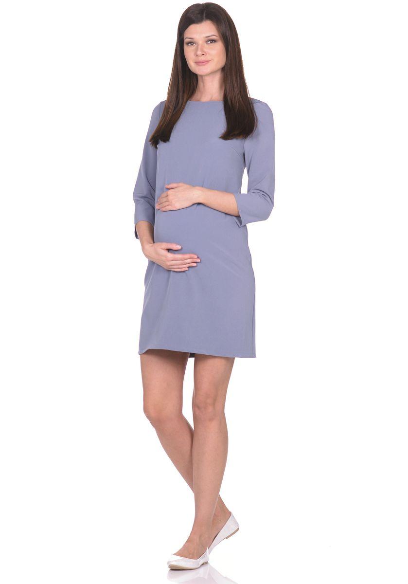 Платье для беременных 40 недель, цвет: серый. 301313. Размер 50301313Элегантное платье для беременных от бренда 40 недель - прекрасный выбор для будущей мамы на каждый день. Модель прямого силуэта с рукавом 7/8 и вырезом горловины лодочка. Платье отлично садится по фигуре, благодаря продуманному крою и мягкости ткани. Шлица в среднем шве спинки обеспечивает свободные движения при ходьбе и подчеркивает элегантный лаконичный дизайн. Универсальный классический фасон позволяет носить такое платье на любом сроке беременности и после. Дополнив такое платье любимыми украшениями и аксессуарами, можно легко изменить образ, сделать его особенным и неповторимым.