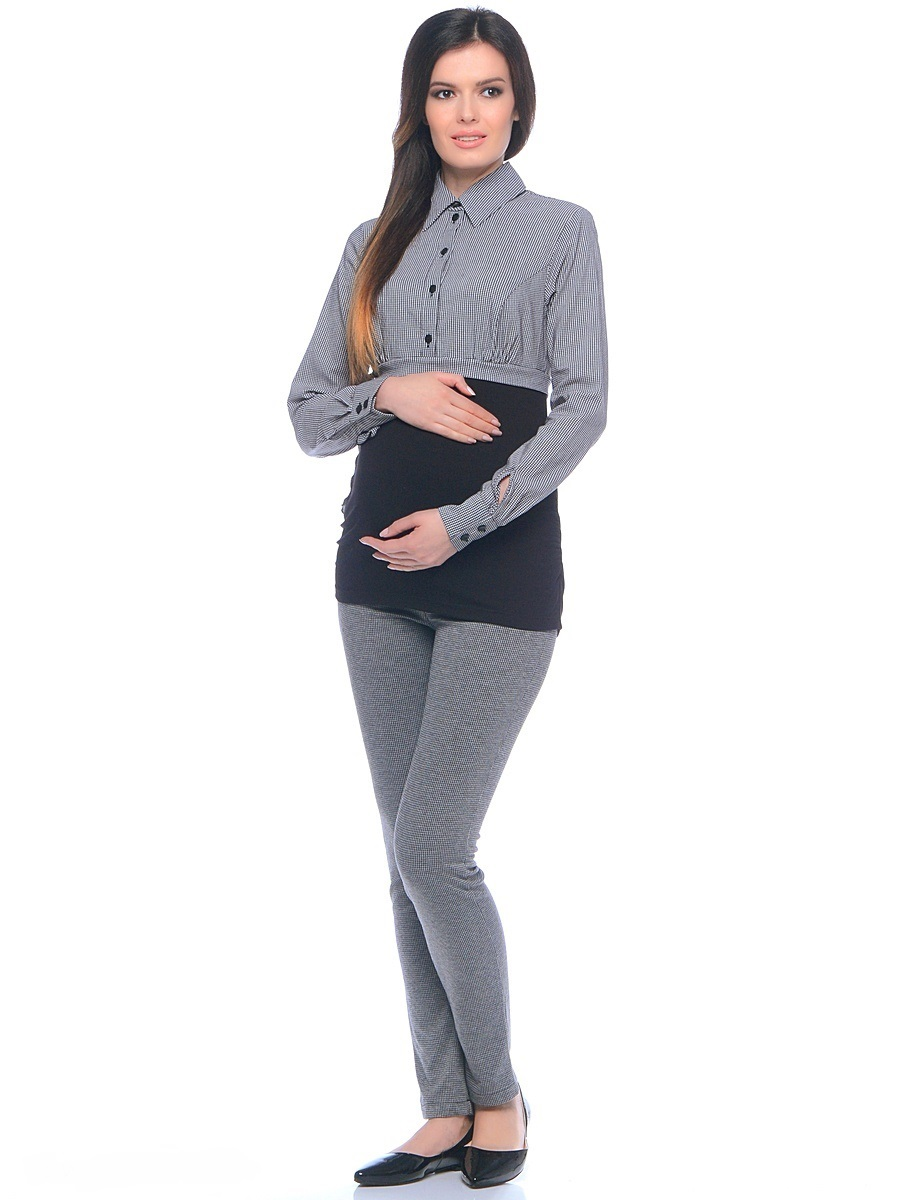 Брюки для беременных 40 недель, цвет: темно-серый. 101199. Размер 46101199Стильные брюки для беременных от бренда 40 недель выполнены из мягкого брючного трикотажа. Модель зауженного кроя с высокой посадкой и с двумя задними накладными карманами. Благодаря кокетке для животика с регулируемой резинкой в поясе и специальному крою, брюки обеспечивают отличную посадку по фигуре, их комфортно носить на протяжении всего срока беременности и после рождения малыша.