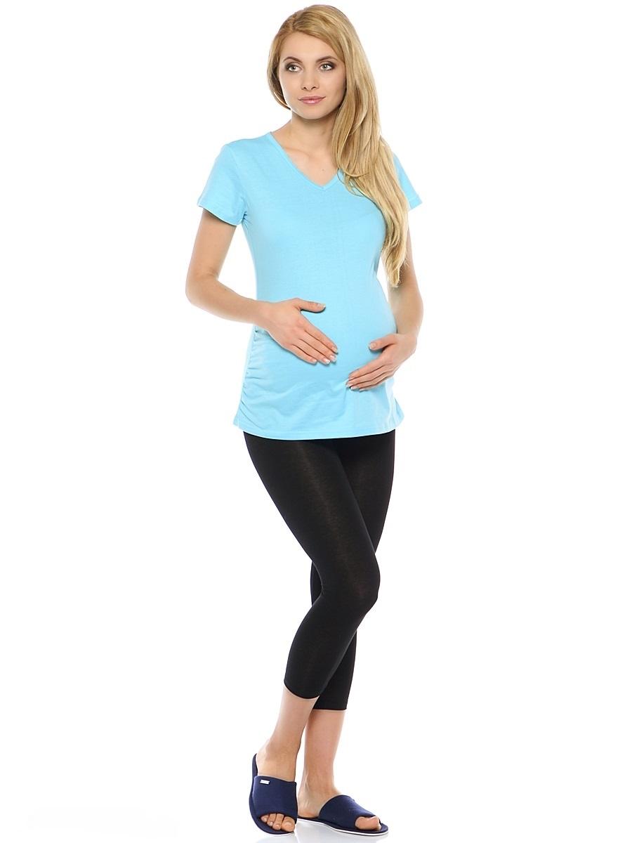 Леггинсы для беременных 40 недель, цвет: черный. 101109. Размер 50101109Легкие и нежные леггинсы под животик от бренда 40 недель изготовлены из тонкого трикотажа с небольшим добавлением лайкры. Они превосходно садятся по фигуре и дарят комфорт будущей маме в течение всего дня. Благодаря перфорированной резинке в поясе можно регулировать объем.Стильные и удобные леггинсы сделаю ваш образ неповторимым в сочетании с туниками или блузами. Такие леггинсы станут прекрасным дополнением вашего гардероба и подойдут для носки дома или на прогулке.