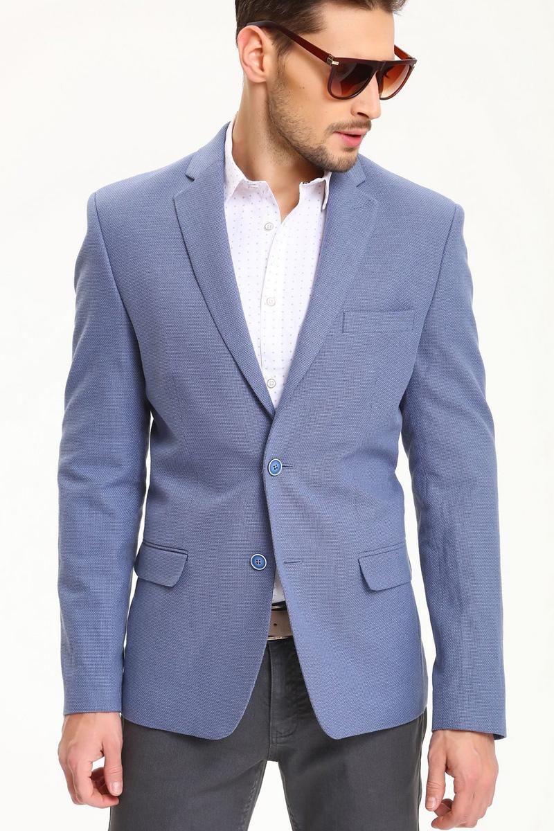 Рубашка мужская Top Secret, цвет: белый. SKL2284BI. Размер 44/45 (52)SKL2284BIРубашка мужская Top Secret выполнена из 100% хлопка. Модель с отложным воротником и длинными рукавами застегивается на пуговицы.