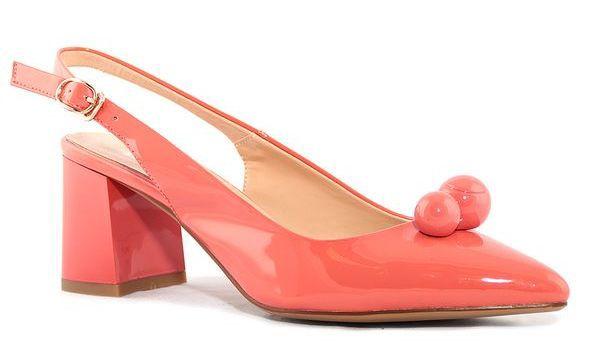 Босоножки женские Daze, цвет: светло-красный. 17701S-2-4SK. Размер 3617701S-2-4SKСтильные босоножки от Daze придутся вам по душе! Модель изготовлена из искусственной кожи. Ремешок надежно зафиксирует изделие на ноге. Стильные и удобные босоножки - необходимая вещь в гардеробе каждой женщины.