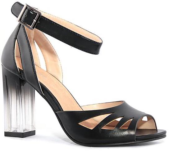 Босоножки женские Daze, цвет: черный. 17726S-2-2SK. Размер 3717726S-2-2SKСтильные босоножки от Daze придутся вам по душе! Модель изготовлена из искусственной кожи. Ремешок надежно зафиксирует изделие на ноге. Стильные и удобные босоножки - необходимая вещь в гардеробе каждой женщины.