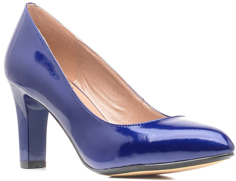 Туфли женские Palazzo Doro, цвет: синий. S7E10-01-03. Размер 40S7E10-01-03Модные женские туфли от Palazzo Doro заинтересуют вас своим дизайном.Модель выполнена из высококачественной натуральной кожи. Зауженный носок смотрится стильно. Подкладка и стелька из натуральной кожи обеспечивают комфорт при движении.Подошва дополнена противоскользящим рифлением.Роскошные туфли помогут вам создать элегантный образ.