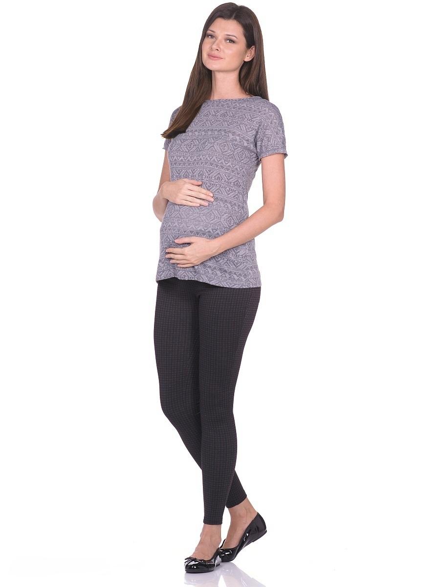 Брюки для беременных 40 недель, цвет: черный, коричневый. 103128. Размер 48103128Стильные и комфортные брюки для беременных от бренда 40 недель - прекрасный выбор на каждый день! Модель с трикотажной кокеткой для животика и регулируемой резинкой в поясе. Брюки с задними накладными карманами, зауженные к низу, мягко облегают фигуру обеспечивая отличную посадку, не сковывают движений. Трикотажная кокетка создает комфорт для животика по мере его роста. Модель в современной расцветке нейтральных оттенков сочетается со многими предметами одежды и обуви, подходит на протяжении всего срока беременности и после него.