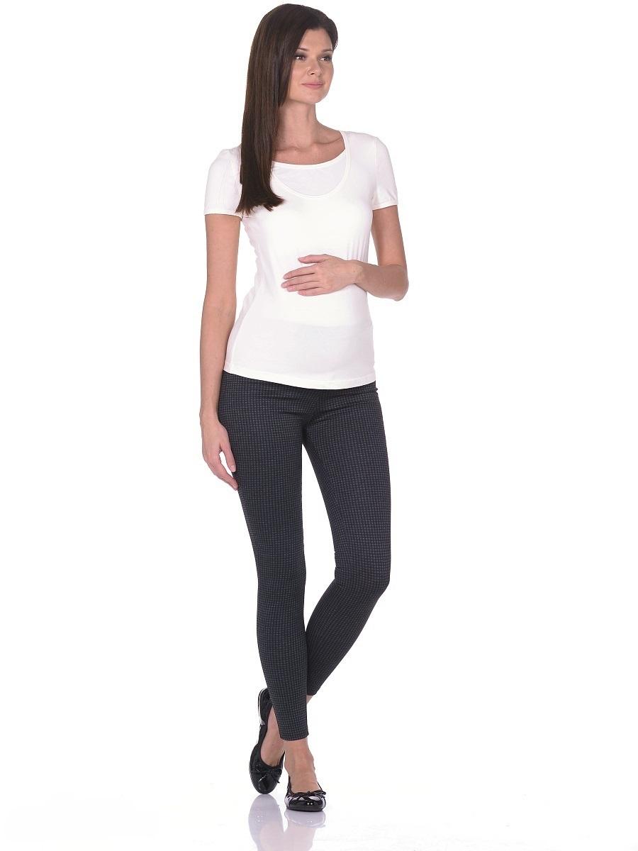 Брюки для беременных 40 недель, цвет: черный, зеленый. 103128. Размер 42103128Стильные и комфортные брюки для беременных от бренда 40 недель - прекрасный выбор на каждый день! Модель с трикотажной кокеткой для животика и регулируемой резинкой в поясе. Брюки с задними накладными карманами, зауженные к низу, мягко облегают фигуру обеспечивая отличную посадку, не сковывают движений. Трикотажная кокетка создает комфорт для животика по мере его роста. Модель в современной расцветке нейтральных оттенков сочетается со многими предметами одежды и обуви, подходит на протяжении всего срока беременности и после него.