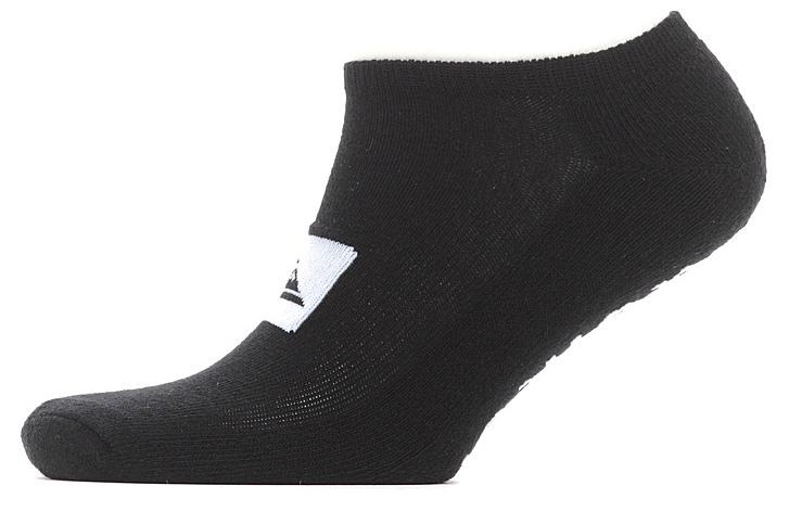 Носки мужские Quiksilver Ankle Pack, цвет: черный, 3 пары. EQYAA03483-KVJ0. Размер 8/11 (41/44)EQYAA03483-KVJ0Мужские носки Quiksilver изготовлены из хлопка с добавлением полиэстера и эластана. Укороченная модель имеет мягкую эластичную резинку. Носки хорошо держат форму и обладают повышенной воздухопроницаемостью.